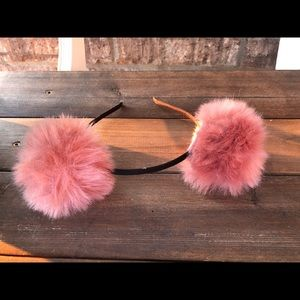 Double puff headband ❤️